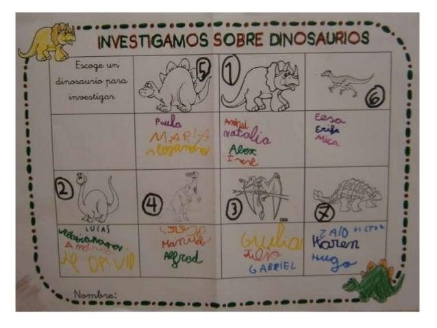 Proyecto dinosaurios Slide 3