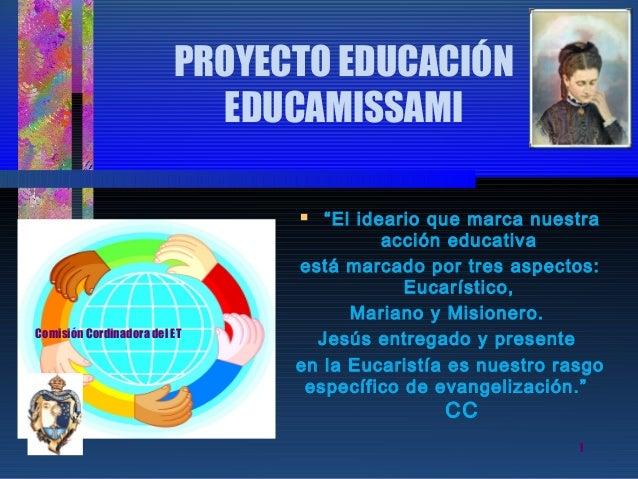 Proyecto educaci n educamissami espa ol for Accion educativa espanola en el exterior