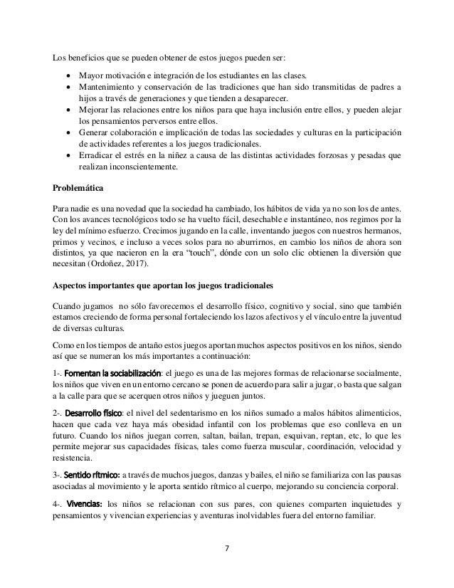 El Rescate De Los Juegos Tradicionales En Ecuador Y Su Inclusion En