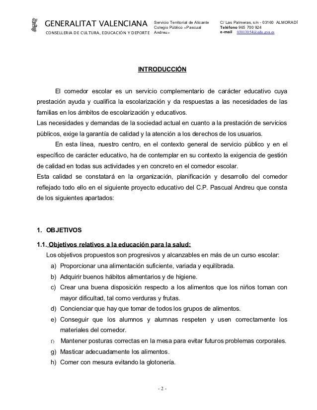 Modelo De Proyecto De Comedor Escolar - mobiliario para comedor de ...