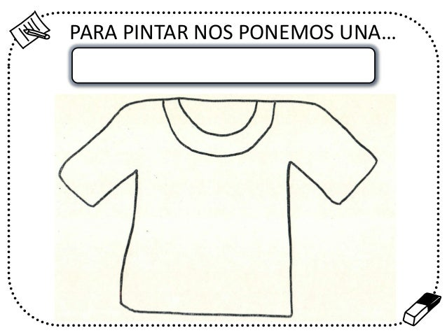 PARA PINTAR NOS PONEMOS UNA…  %