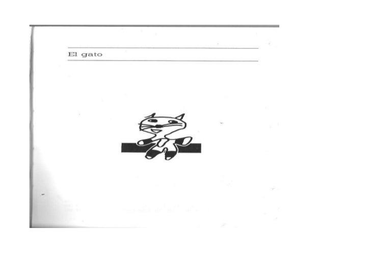 EL GATOEL MATERIAL QUE PRESENTO A CONTINUACIÓN ES UN CAPÍTULO DEL LIBRO escrito por Gloria González, Anna Nogueras,Eugenia...