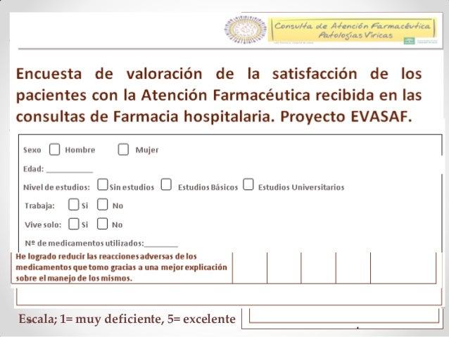 Encuesta de valoraci n de la satisfacci n de los pacientes for Proyecto de restaurante pdf