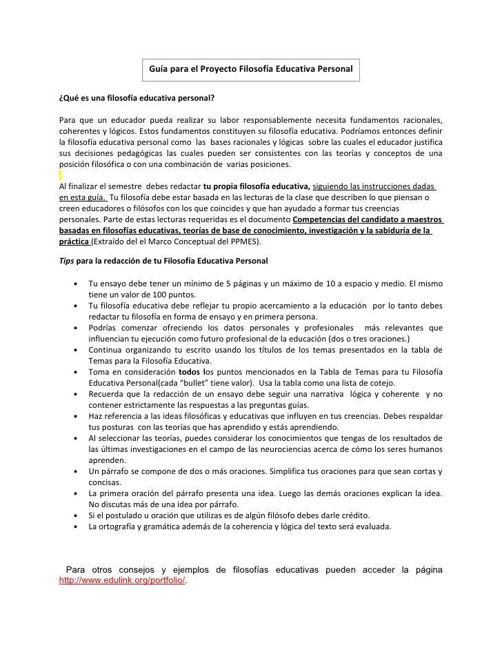 Proyecto filosofia educativa personal rev [1]