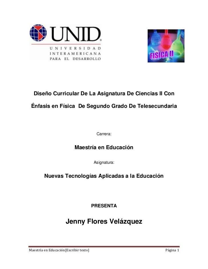 4436890199800                                                         <br />Diseño Curricular De La Asignatura De Ciencias...