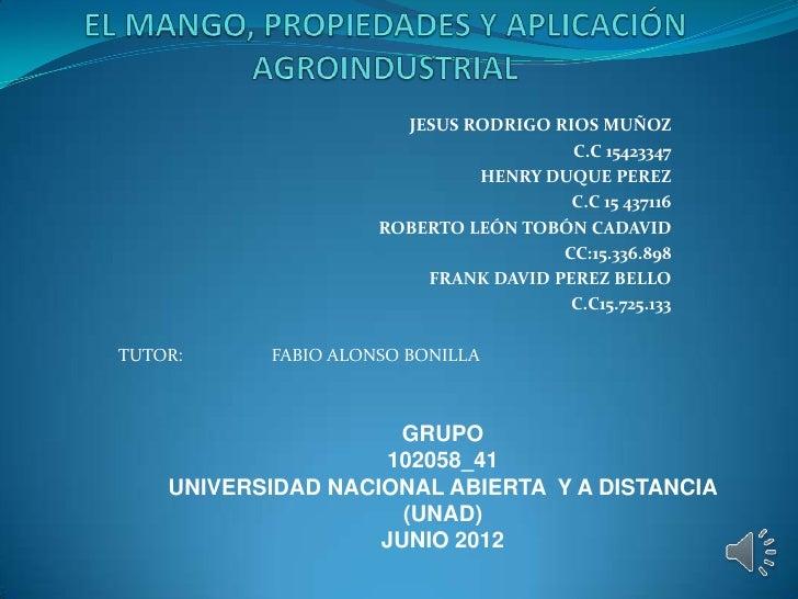 JESUS RODRIGO RIOS MUÑOZ                                       C.C 15423347                              HENRY DUQUE PEREZ...