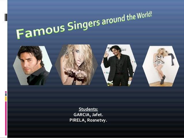 Students: GARCIA, Jafet. PIRELA, Rosnetvy.