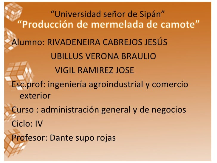 """""""Universidad señor de Sipán""""Alumno: RIVADENEIRA CABREJOS JESÚS           UBILLUS VERONA BRAULIO            VIGIL RAMIREZ J..."""