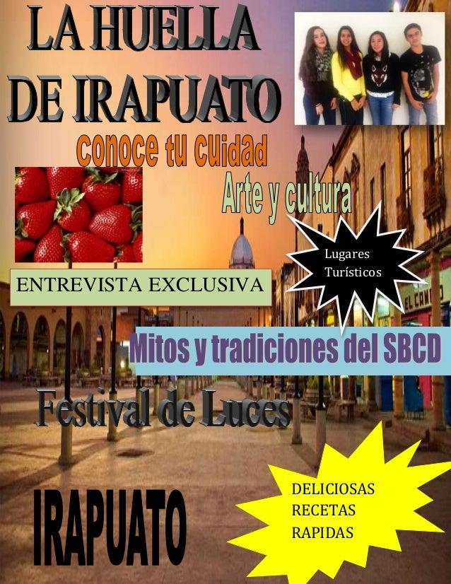 DELICIOSAS  RECETAS  RAPIDAS  ENTREVISTA EXCLUSIVA  Lugares  Turísticos