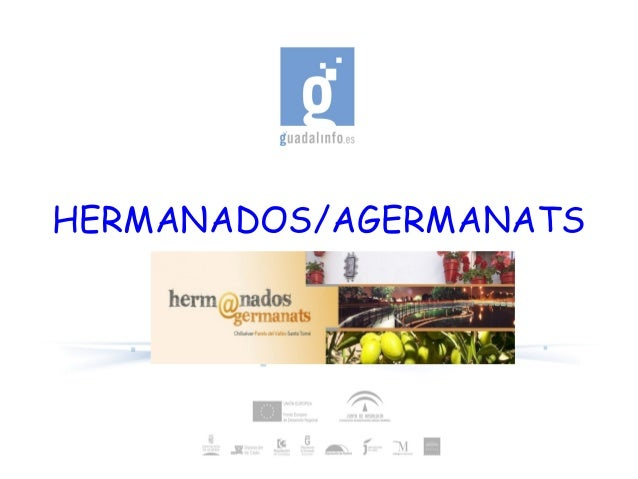 HERMANADOS/AGERMANATS
