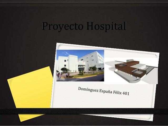 Proyecto Hospital