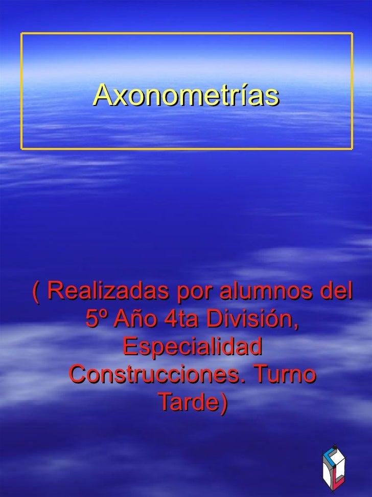 """PROYECTO I, EET Nº1 """"Escolastico Zegada"""" 2008 Slide 2"""