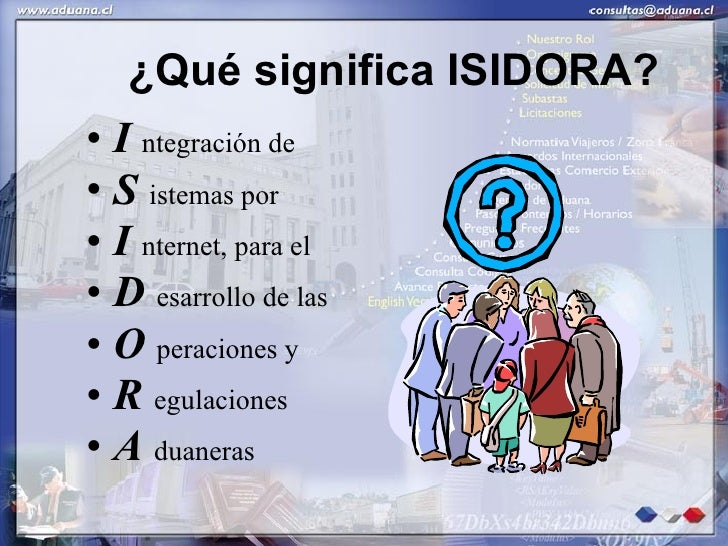 Proyecto isidora for Que significa exterior