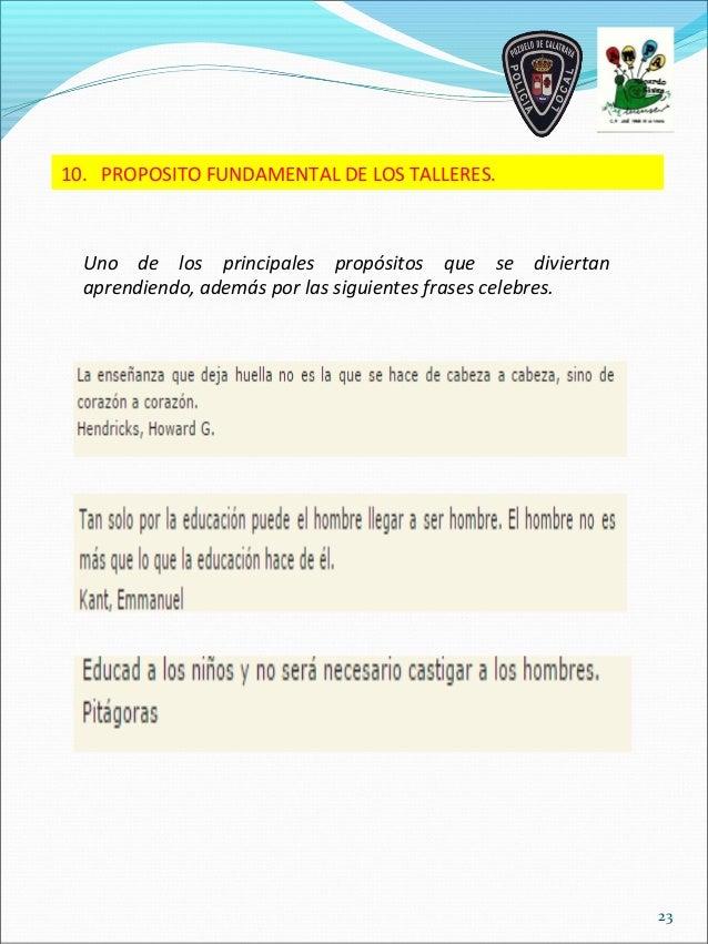 Proyecto Jornadas Seguridad Vial 2016