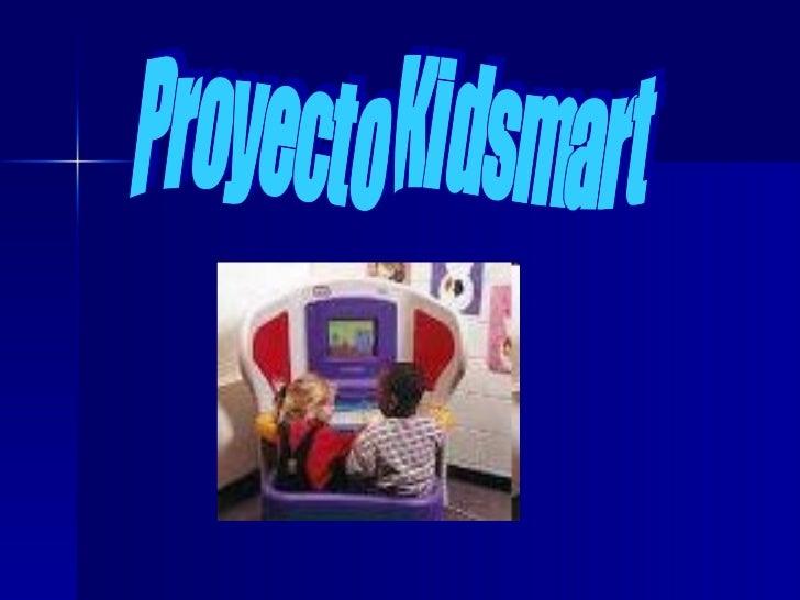 Proyecto Kidsmart