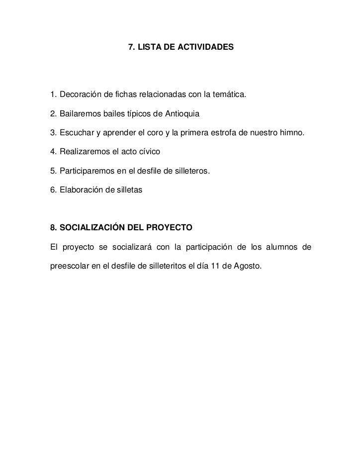 Proyecto la antioque idad 1 for Silletas para ninos