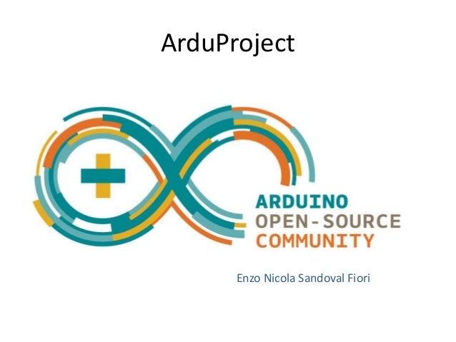 ArduProject Enzo Nicola Sandoval Fiori