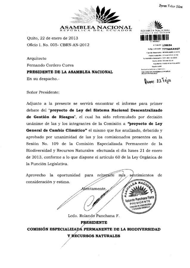 Byron Tobar Silva                    ASAMBLEA                                 NACIONAL                    R   E   P   Ú   ...