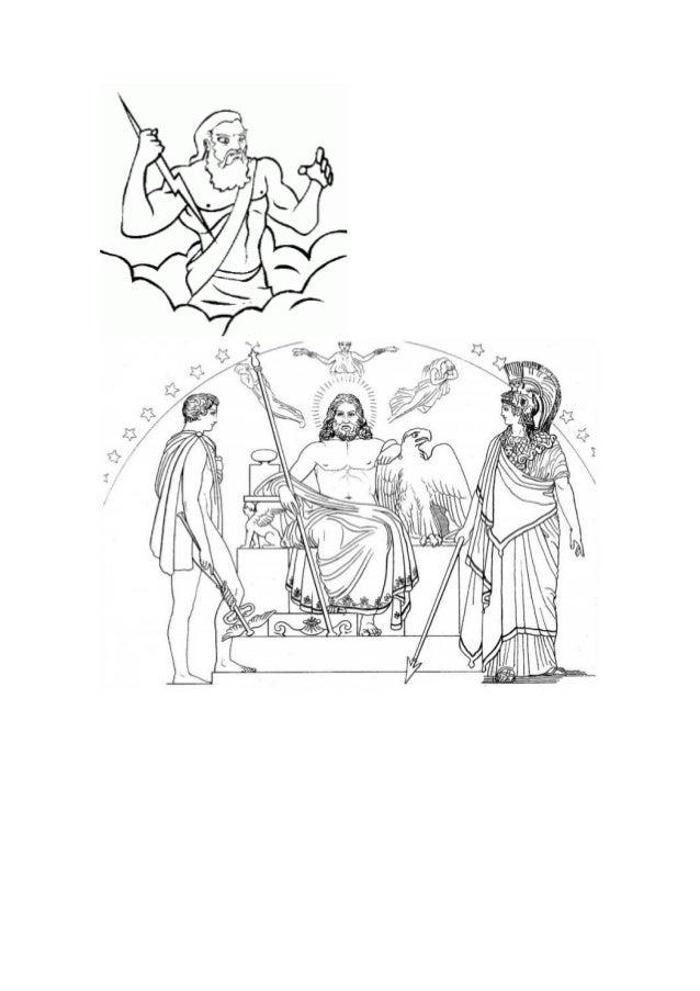 Proyecto mitología para niñ@s
