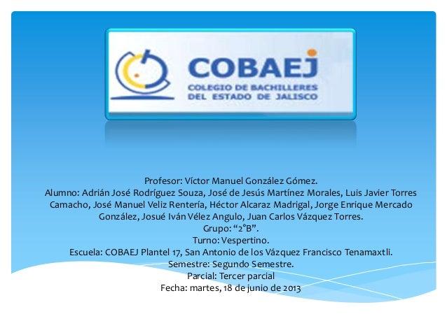Titulo: Vitaminas.Materia: Multidisciplinario.Profesor: Víctor Manuel González Gómez.Alumno: Adrián José Rodríguez Souza, ...
