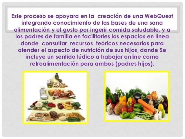 Proyecto Nutricion Y Rendimiento Escolar