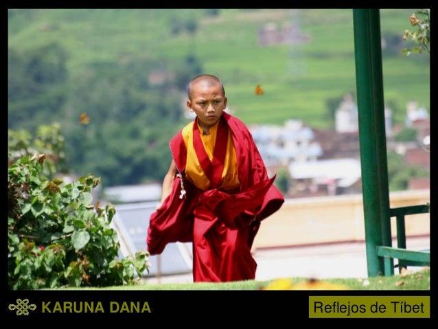 Reflejos de TíbetKARUNA DANA