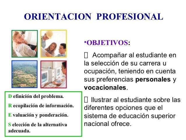Proyecto orientaci n profesional - Orientacion de un piso ...