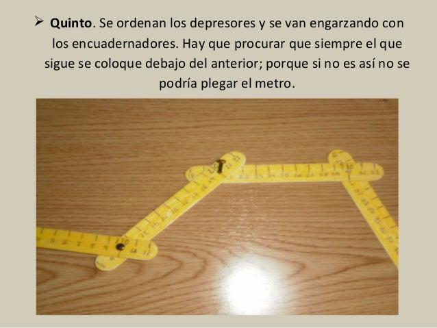 Metro De Carpintero
