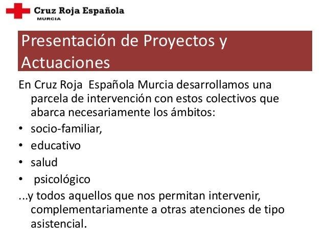 Proyecto para Cruz Roja área de de Dependencia y Mayores  Slide 3