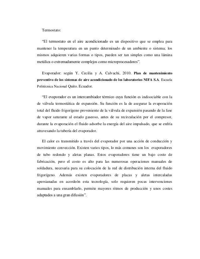 ELABORACIÓN DE UN INSTRUCTIVO DE MANTENIMIENTO PARA EL SISTEMA DE ACO…
