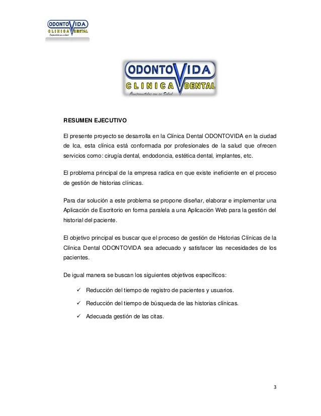 TESIS DE SISTEMA ODONTOLOGICO