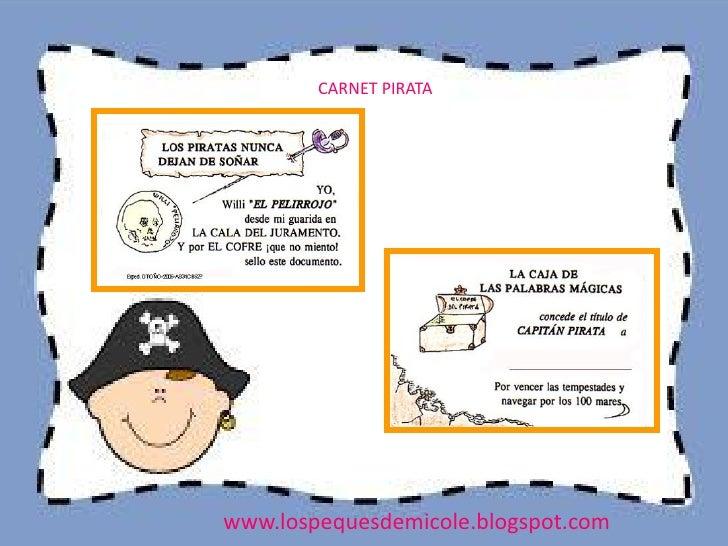 Proyecto piratas for Todo sobre barcos