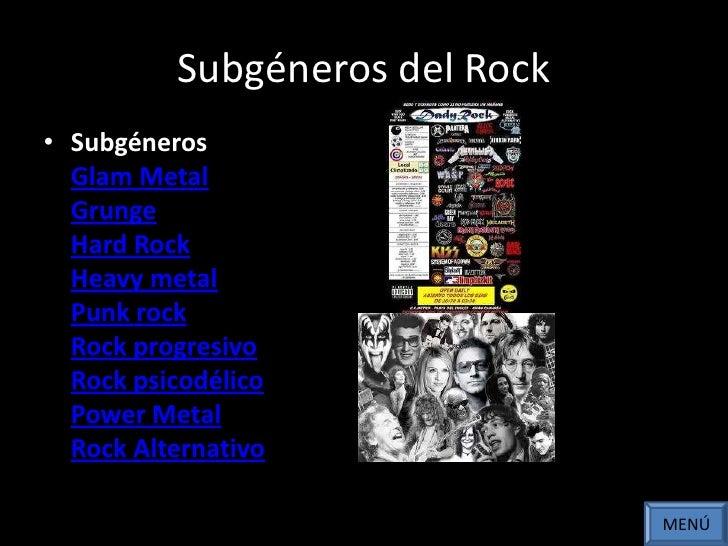 Powerpoint historia del rock for Espectaculo historia del rock