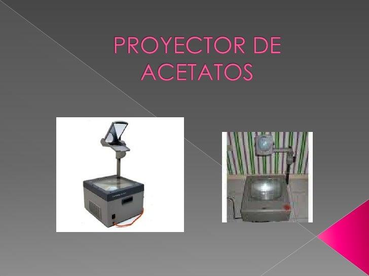 Proyector de acetatos ricardo - Proyectores de luz ...
