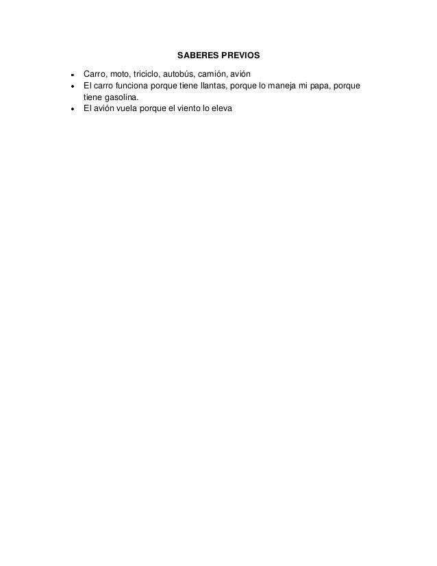 Proyecto de medios de trasporte para niños de 4 a 5 años  Slide 3