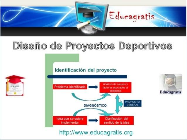 Proyectos Deportivos Slide 2