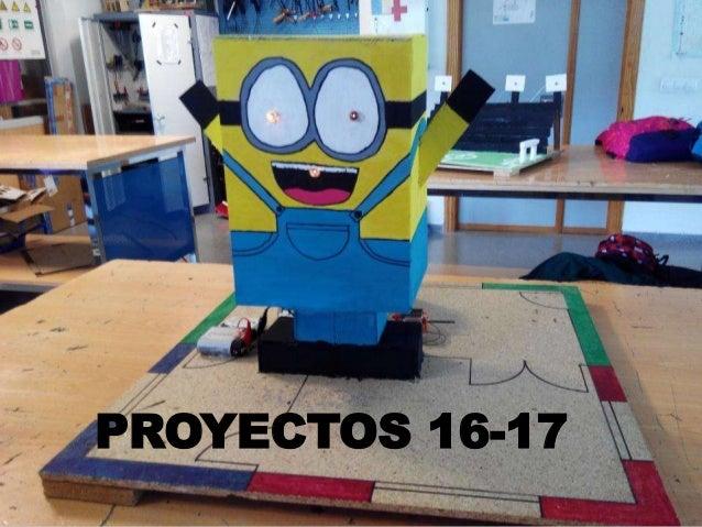 Proyectos 16-17
