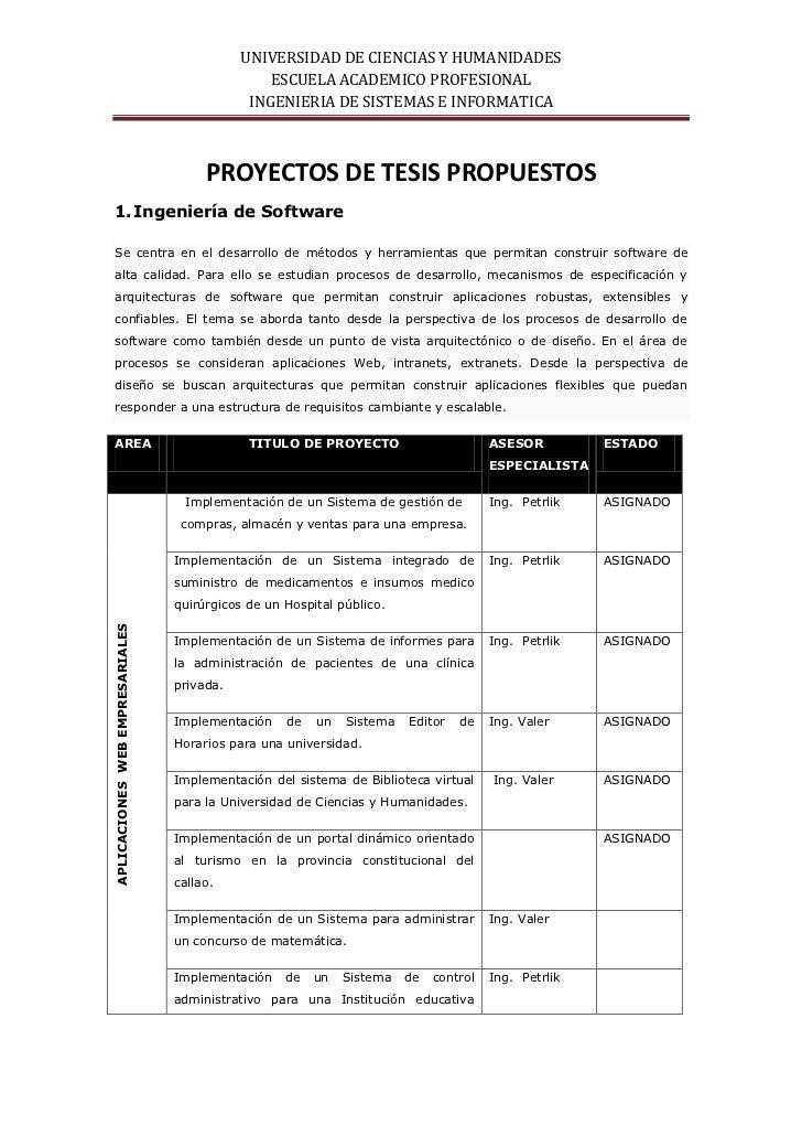 UNIVERSIDAD DE CIENCIAS Y HUMANIDADES                                                ESCUELA ACADEMICO PROFESIONAL        ...