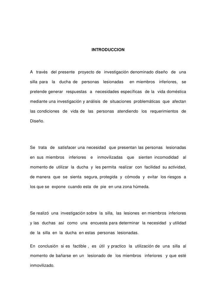 proyecto de investigacion silla pdf