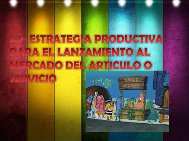 El plan de marketing para el lanzamiento de un producto implica un estudio pormenorizado del análisis de mercado previo a ...