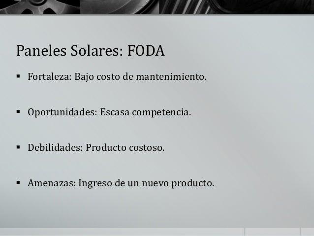 Proyecto Paneles Solares