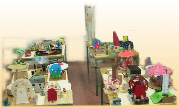 Proyectos Tecnologia 1º Eso 2009