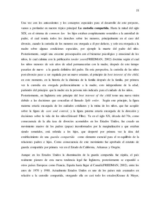 DERECHOS DE CUSTODIA PARA UNA MADRE Y UN PADRE GAY