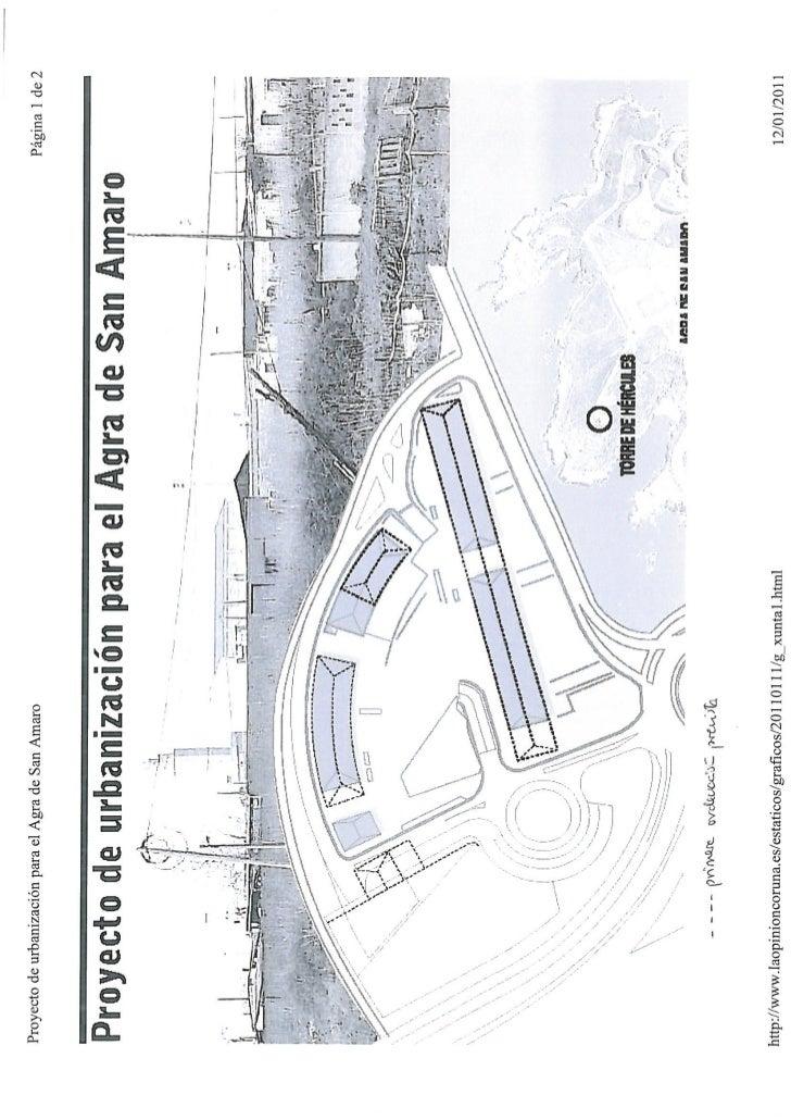 Proyecto urbanización aprobado por gobierno municipal