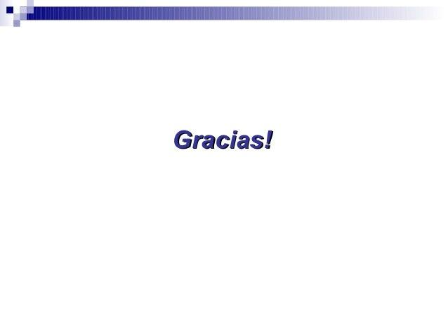 Gracias!Gracias!