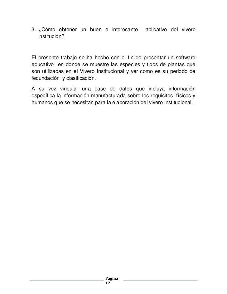 Atractivo matem ticas para hojas de trabajo de vivero for Proyecto vivero forestal pdf