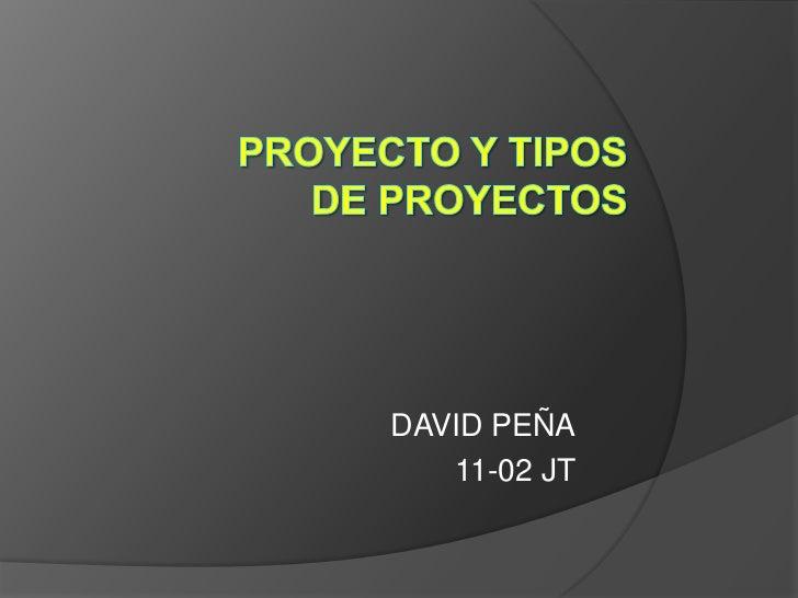 DAVID PEÑA   11-02 JT