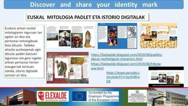 Discover and share your identity mark DISCOVER AND SHARE YOUR IDENTITY MARK NEWSLETTER Hiru newsletter prestatuko ditugu ...