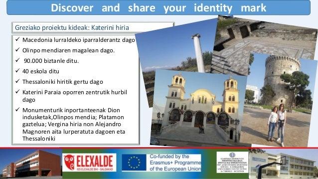 Discover and share your identity mark Katerini zentroaren ezaugarriak:  11-15 urte bitarteko DBH zentroa da  irakasle ko...