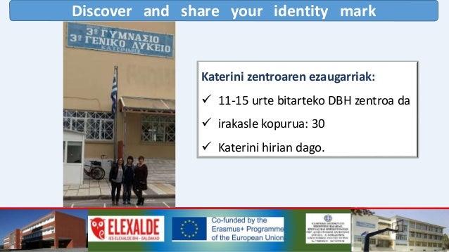Discover and share your identity mark PROIEKTUAREN EDUKI LORPENAK:  Proiektuaren logoa.  Proiektuaren Blog-a.  Proiektu...
